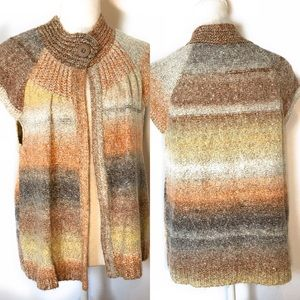 Westbound sweater, Sz Large, multicolored